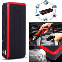 auto engine start - Multi Functional mAh Car Jump Starter Portable Emergency Power Bank Chrager for Car Starting Auto Car Engine Booster