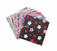 Wholesale Washi paper Japanese paper for origami crafts scrapbooking and decoration x cm LA0068