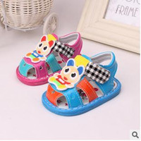 Wholesale New summer sandals men and women baby shoes toddler baby shoes children s shoes Toddler shoes