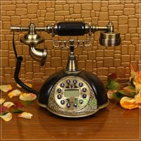 antique phones for sale - High Quality Fashion antique vintage telephones caller id phones old phones for sale