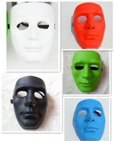 al por mayor máscara jabbawockeez mejor-mejor precio 5 diseños llenos de máscaras Máscaras de Halloween Jabbawockeez máscara festiva fiesta de máscaras de disfraces mujeres hombres máscaras de disfraces D385