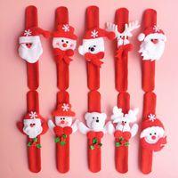 animal watch straps - Christmas Ornaments kids christmas gift Wrist Strap Watch Bracelet Christmas Decoration Gift for kids Santa Claus Snowman CHR