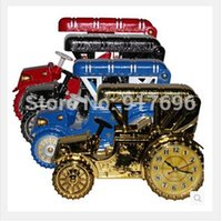 antique cars toys - New creative gift product wecker beat up car alarm clock toy