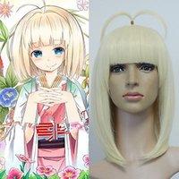 Wholesale Shiemi Cosplay Wig - FREE SHIPPING>>New Moriyama Shiemi Ao no Exorcist Anime Costume Cosplay Party Wig