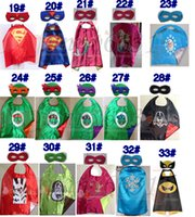 baby flash costume - baby Costumes mask capes christmas Batman Spider man Supergir Spidergirl Batgirl Flash Party cosplay SUPERHERO CAPES Robin Halloween