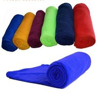 Wholesale Outdoor Summer Sleeping Bag Fleece Sleeping Bags Envelope Type Super Light Bags