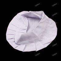 bbq costume - bestChoise Cuisine Chapeau Costume Cap One Size New blanc chapeau de chef Baker BBQ Cuisine hours dispatch