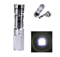 aa cost - Cost Price Flash Torch CREE Q5 Lumens Modes LED Flashlight Zoomable Waterproof Torch Tactical Portable Camping Lantern AA