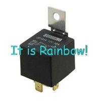 audio relay - Metal Handle SPDT Pin SPDT Auto Car Alarm Audio Relay