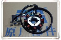 Wholesale coil Magneto Stator for cg150 cc Dirt bike ATVs Go Karts Parts