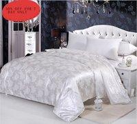 Wholesale No long Mites silk quilt KG Summer Quilt Single multiply cm