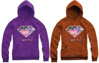 Wholesale 70 cm Hoodie kids pullover brand hoodies diamond printed hoodies clothes for children