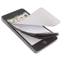 Wholesale 2015 New Arrival Sticky Post It Note Paper Cell Phone Shaped Memo Pad Gift Office Supplies Drop Shipping