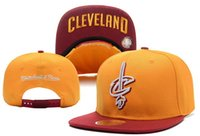 caps for men - Hot Sale michell ness CLEVELAND basketball team snapback hats sports caps for men women ball caps TY