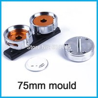 Wholesale common badge machine mm mould