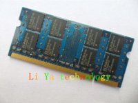 Wholesale Elpida GB DDR2 SODIMM MHz PC2 pin notebook computer notebook memory Original authentic Memory