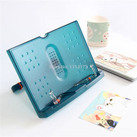 Wholesale Brand New High quality Portable Reading Holder Bookrest Bookstand Protect Eyes for Book Document For Ipad