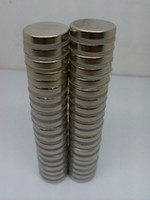 neo magnet - Dx16x3mm Nickel plated N38 Strong Magnet Craft Model Rare Earth Disc NdFeB Magnet Neo Neodymium magnets