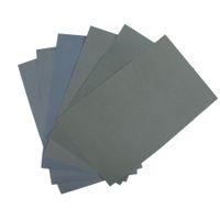 abrasive paper - 6Pcs Waterproof Abrasive Paper Sand Paper P600 HB88