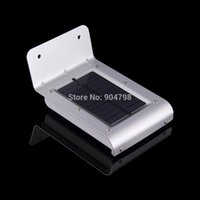 Wholesale 1pcs16 LED Solar Power Motion Sensor Garden Security Lamp Outdoor Waterproof Light