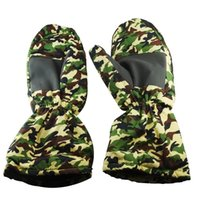 battery heated motorcycle gloves - Camouflage Motorcycle Gloves AA Battery Heat usb mittens