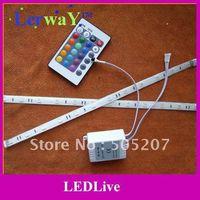 apa strip - 2cs RGB cm LEDs led Strip Waterproof with key CONTROLLER APA led strips