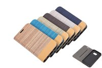 beach business - Business Golden Beach Wallet Leather Case ID Card Slot Canvas Cloth Snake Stand Pouch Magnetic For Samsung Galaxy S7 G930 G9300 Skin luxury
