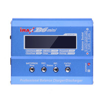 batteries airplane - IMAX B6 Mini Professional W LCD Screen Digital Battery Balance Charger Discharger For RC Battery Charging AFD_314