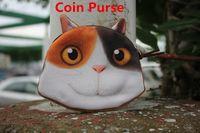 alien wallet - 2015 Fashion Cartoon Home Crazy Alien Coin Purses Children Wallet Small Plush Coin Bag Animal Totes Cartoon Figures Plush Purse