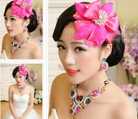 Cheap wedding jewelry set Best bridal hair accessories