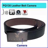 Cheap 8GB leather Belt Camera Best belt camera