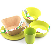 bamboo melamine - 2015 ECO Friendly Bamboo Powder Cup Juice Tea Cups Cheap Cup Unique Design New Arrival for Sale EB