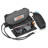 eye protection glasses - Stylish Outdoor Riding PC Lens Eye Protection Glasses Goggle Size L