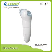 Wholesale RYCOM Popular NC003 Simple style homecare easy operation of ABS automatic Electric Baby Nose Cleaner Nasal Aspirator