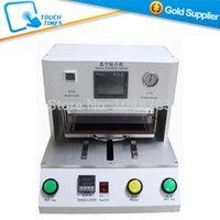 Wholesale with moulds Vacuum Laminator OCA Lamination Machine Cell Phone LCD Screen Refurbish Repair Laminating Machine