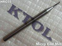 al cu - KTOL mm HRC55 flutes CNC cutting bits solid carbide tools metal cutter mills drill cut Al Cu steel