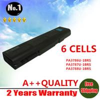 battery tecra - new CELLS Laptop Battery for TOSHIBA Tecra A11 M11 Satellite Pro S500 Series PABAS223 PA3786U BRS