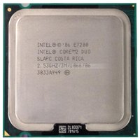 Wholesale Not a Brand New Intel Core Duo E7200 GHz M MHz Socket CPU SLAPC