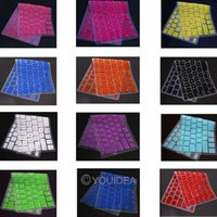Wholesale silicone keyboard protector for macbook air Air inch for macbook keyboard skin cover