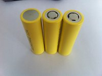 Wholesale Authentic HE4 Battery v mAh High Drain A HE4 Rechargeable Battery VS HE2 ICR18650 F B for Mechanical Mods