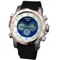 arts rubber watch - Rubber Band Watches For Men D Design Art Dial Waterproof Luminous Wrist Watch Three Pin Calendar Digital Display Sports Watch Factory Dire