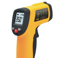 Wholesale new arrival Digital Temperature Thermometer Gun Non Contact LCD IR Laser Infrared