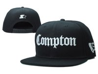 Wholesale SSUR compton Snapback hats starter compton men s and women exclusive adjustable baseball caps hiphop bboy street dancer cap