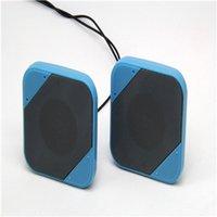 Wholesale Slim Computer Notebook USB Mini active speaker system Good quality Factory RuiZu G01