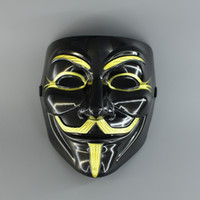 adults movies lot - Special Black Edition Mask Anonymous Movie Guy Fawkes Costume V Mask