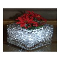 Wholesale IMC Water Pearls CLEAR Centerpiece Wedding Tower Vase Filler makes Gallons order lt no track
