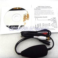 analog video format - game capture card USB Convert any analog video amp audio to digital format MPEG