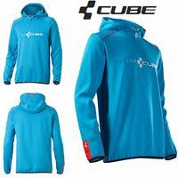 Wholesale New Cube bikes Hoody Action Team blue sports hoodies men Moto jacket cycling sweatshirt After Race Series MTB male moletom