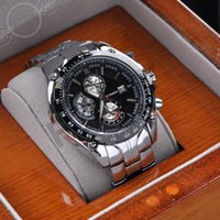 analog days - Black Date Fashion Curren Analog Quartz Dial Wrist Watch for Mens Boys Military