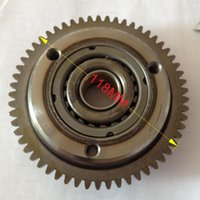 Wholesale 57 tooth overriding starter clutch assembly for cc air cooled engine order lt no track